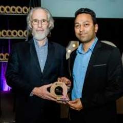 Michael Harrington and Vikram Goyal