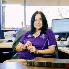 Dr Sol Rojas-Lizana